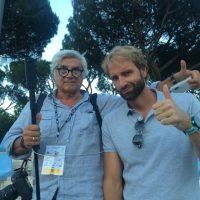 24/06/2017 Roma Sette Colli Con Massimiliano Rosolino