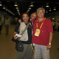 2008 Pechino con Antonio Monteforte