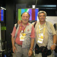 2008 Pechino con Giuliano Bevilacqua