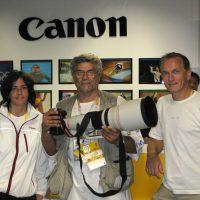 2008 olimpiadi Pechino con Alberto Czajkowski ed Elisa Targher