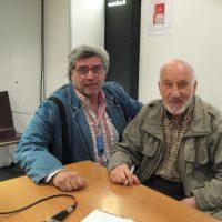 2014 con Berengo Gardin alla Fnac