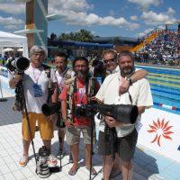 2010 Pescara 7 Colli con Giorgio Scala e altri fotografi