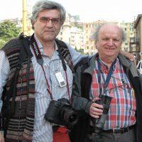 2007 con Giorgio Bergami