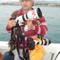 2007 In gommone a seguire la regata