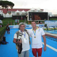 2007 Roma Trofeo 7 Colli con Grant Hackett