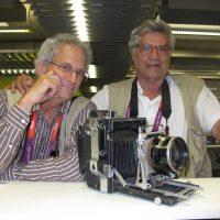 2008 Olimpiadi di Beijing con David Burnett