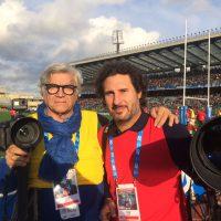 2016 con Sebastiano Pessina per Italia Tonga