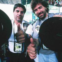 1996, Olimpiadi di Atlanta con Gianni Giansanti