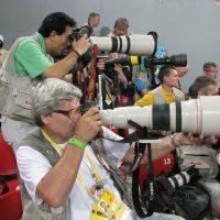 2008 Olimpiadi Beijing, con Canon 800mm f 5,6 handfree